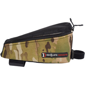Revelate Designs Gas Tank Bolsa Tubo Superior, multi cam